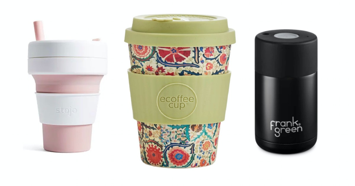 7 Best Reusable Coffee Cups Available In The UK