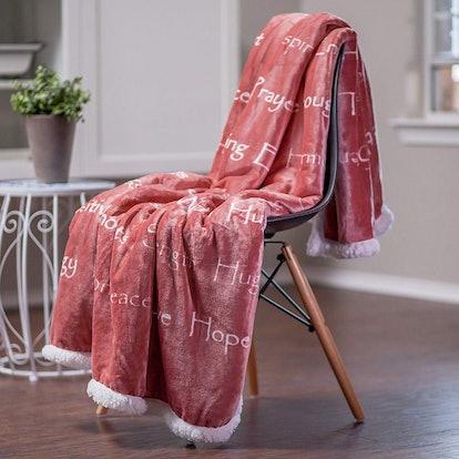Chanyasa Positive Energy Blanket