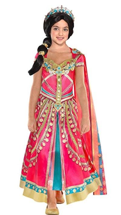 Children's Pink Jasmine Costume