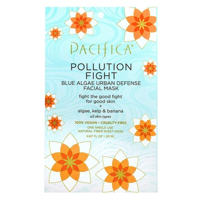 Pacifica Beauty Pollution Fight Facial Mask