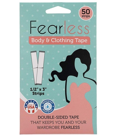 Fearless Tape Double Sided Tape for Clothing and Body