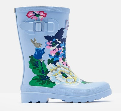 Welly Print Official Peter Rabbit Collection Full Heights Rain Boots
