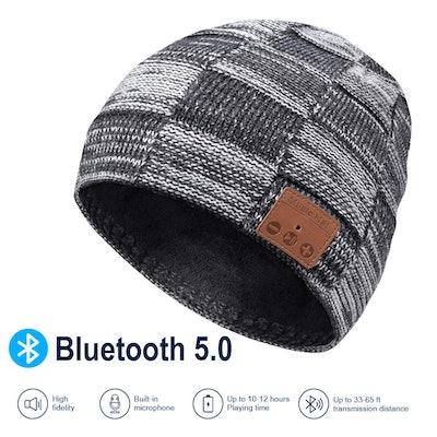 Bluetooth Beanie v. 5.0