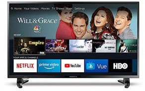 Insignia 24-inch 720p HD Smart LED TV Fire TV Edition