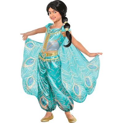 Jasmine Whole New World Costume
