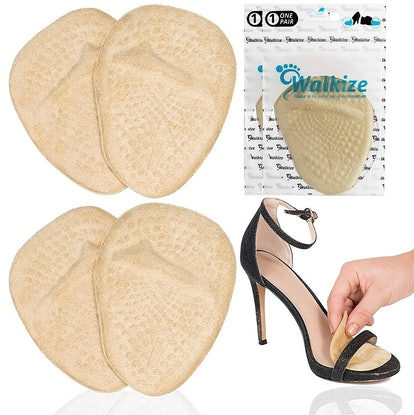 Metatarsal Pads | Ball of Foot Cushions (2 Pack)