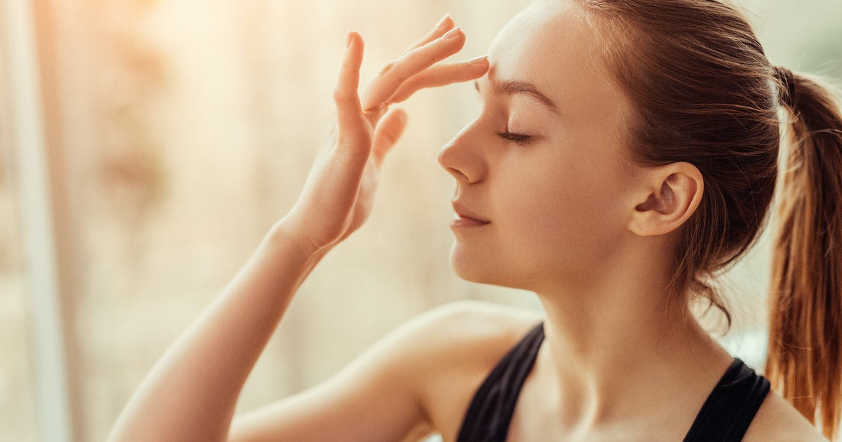 These Key Acupressure Points On The Body Can Help You Alleviate Stress, Headaches, & More