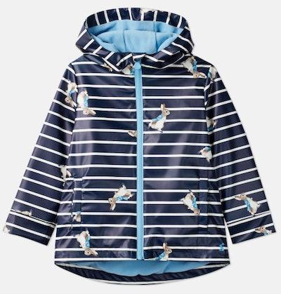 Skipper Official Peter Rabbit Collection Showerproof Rubber Coat 1-6 Years