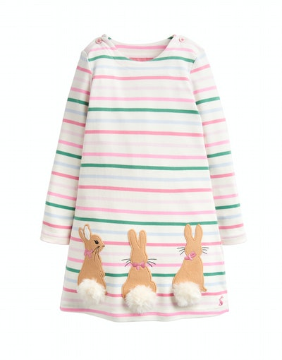 Kaye Official Peter Rabbit Collection Applique Dress 1-6 Years