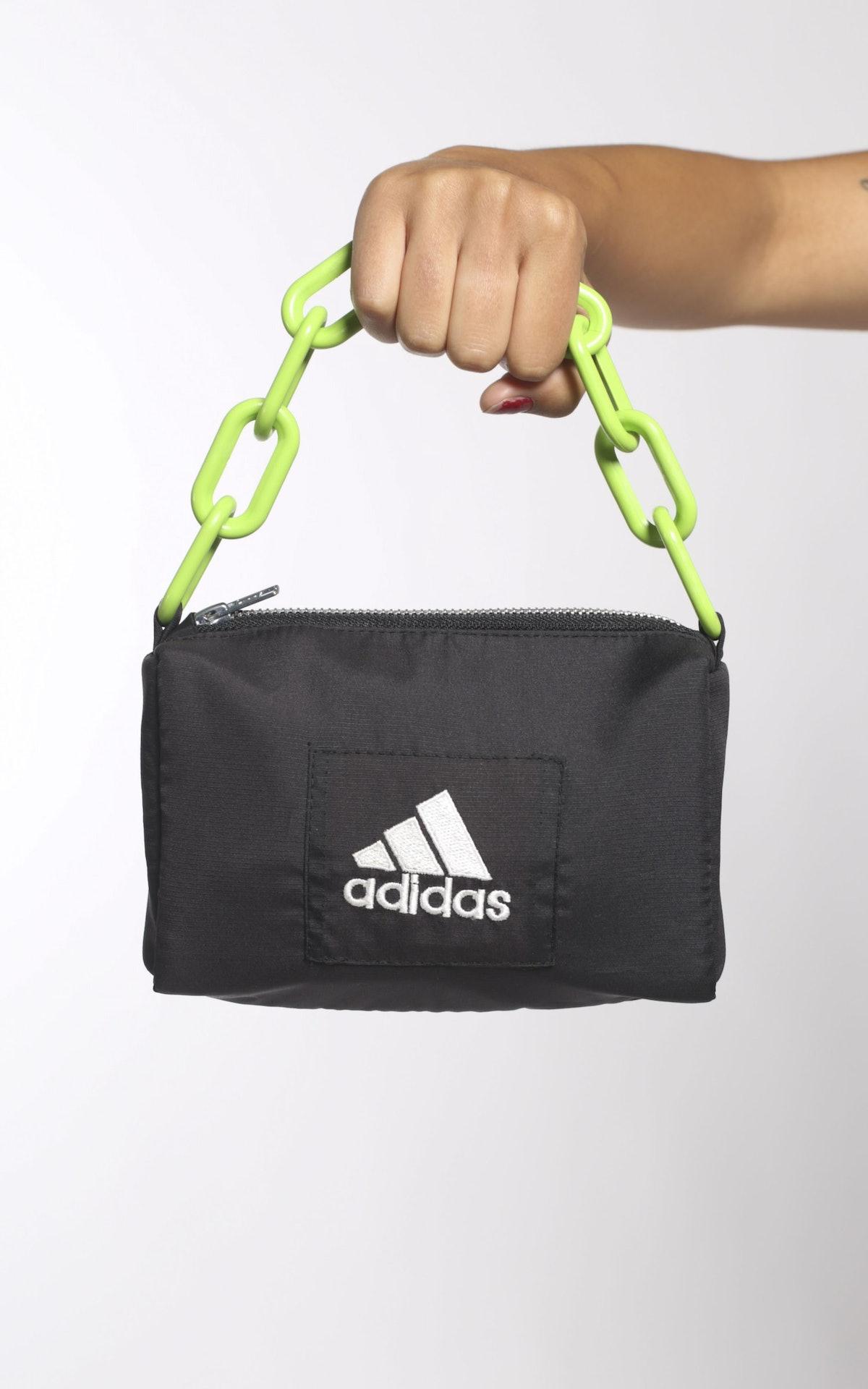 Vintage Rework Adidas Mini Chain Bag