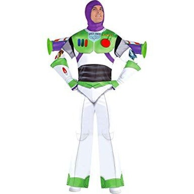 Buzz Lightyear Halloween Costume for Men, Toy Story 4