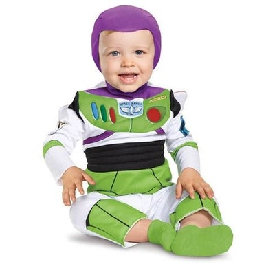 Baby Boys' Toy Story Buzz Lightyear Deluxe Halloween Costume