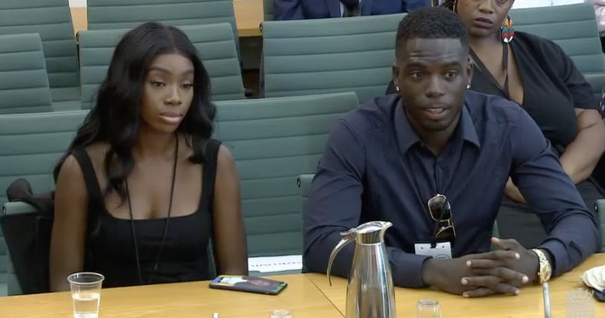 'Love Island's Yewande & Marcel Have Given Evidence For A Parliamentary Inquiry Into Reality TV & Its Effects