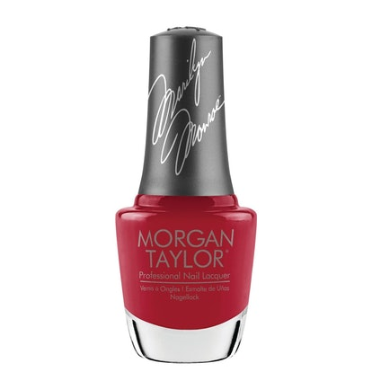 Forever Marilyn by Morgan Taylor in Classic Red Lips