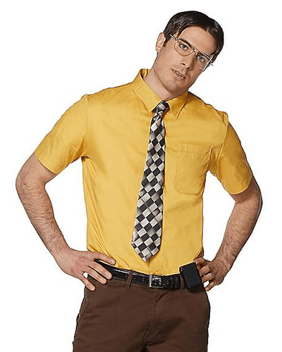 Adult Dwight Costume - The Office