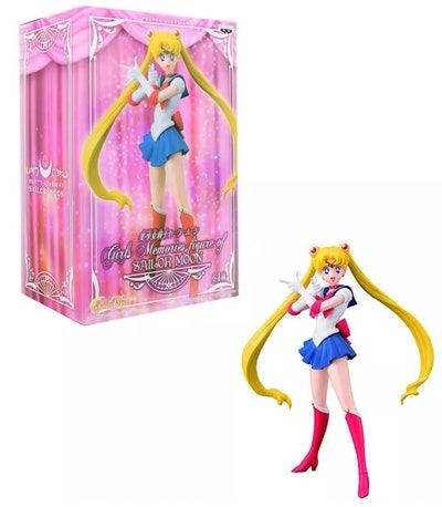 Little Buddy LLC Sailor Moon Girls Memories 6 Inch Collectible PVC Figure - Sailor Moon