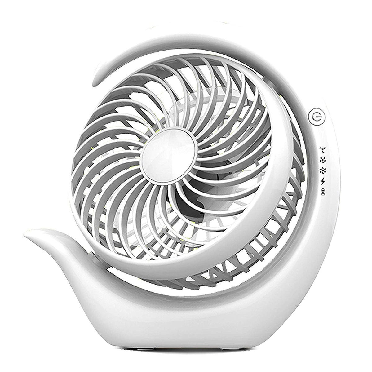 AceMining Rechargeable Fan