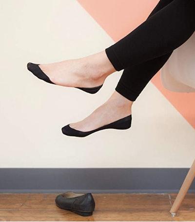SoleHugger Secret 2.0 Ultra Low-Cut Socks (4 Pairs)