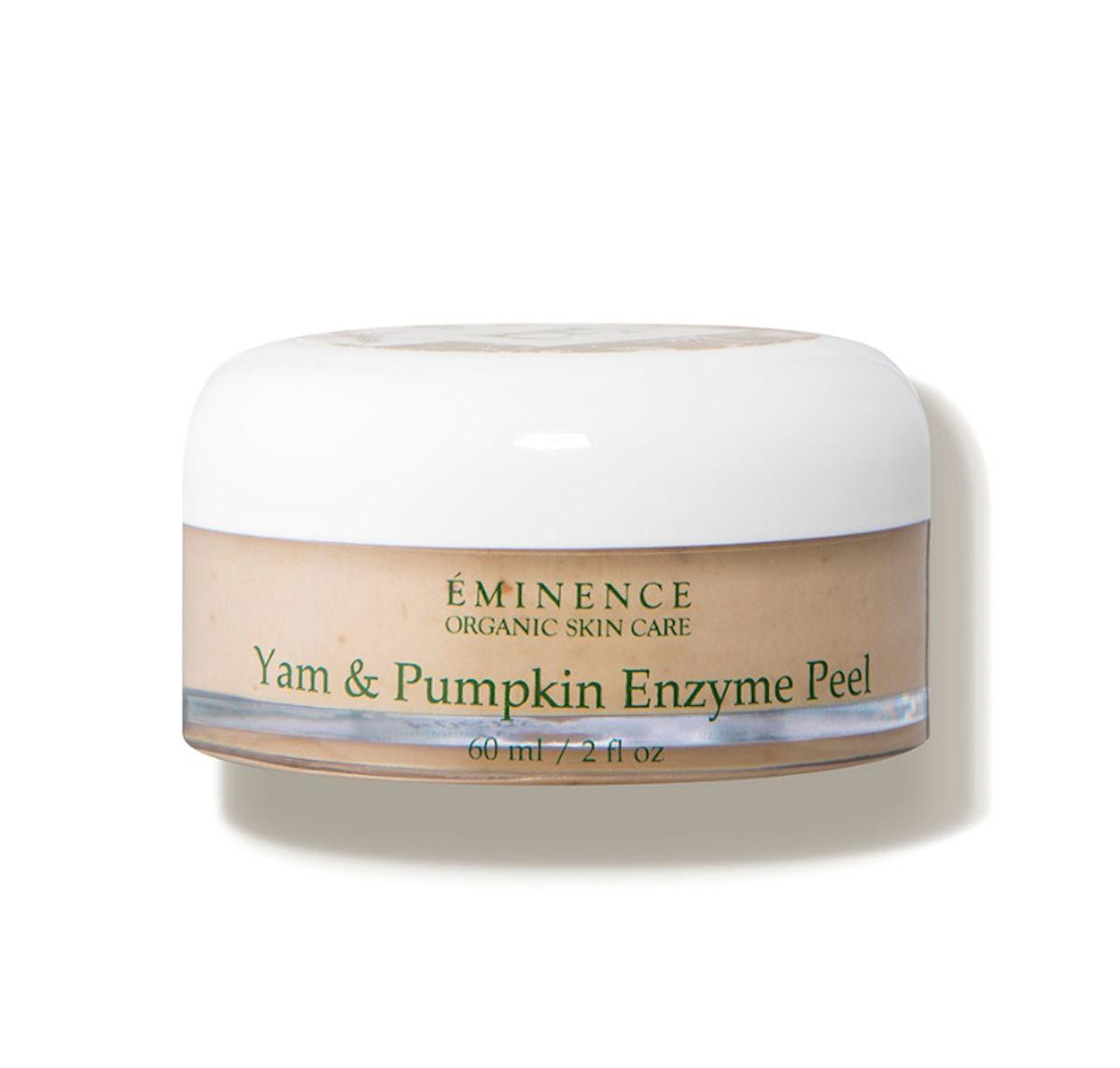 Eminence Organic Skin Care Yam and Pumpkin Enzyme Peel
