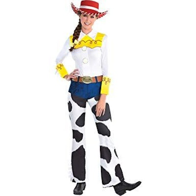 Jessie Halloween Costume for Women, Toy Story 4, with Accessories