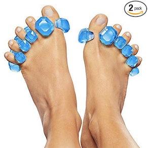 YogaToes GEMS: Gel Toe Stretcher & Separator