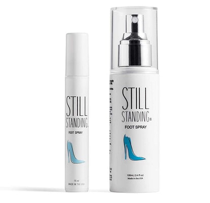 Still Standing Spray To Prevent High Heel Discomfort