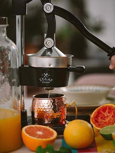 Zulay Kitchen Professional Citrus Juicer