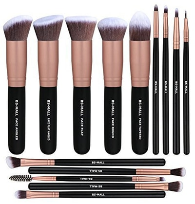 BS-MALL Makeup Brushes (14-Piece Set)
