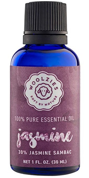 Woolzies 100% Pure Jasmine Essential Oil Blend