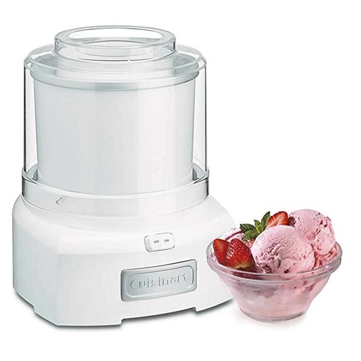 Cuisinart ICE-21 1.5 Quart Frozen Yogurt-Ice Cream Maker