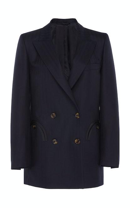 Essentials What's Next Wool Blazer