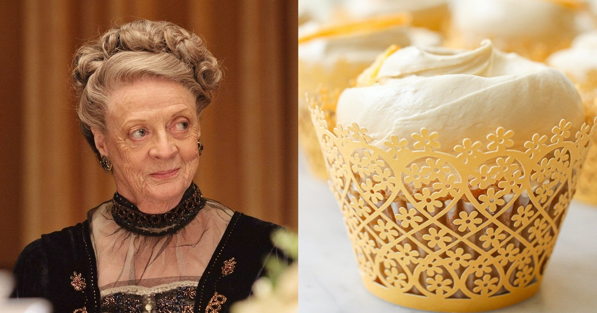 Magnolia Bakery's 'Downton Abbey'-Themed Cupcake Has An Extremely On-Brand Flavor