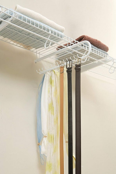 Rubbermaid Configurations 30-Hook Tie and Belt Organize