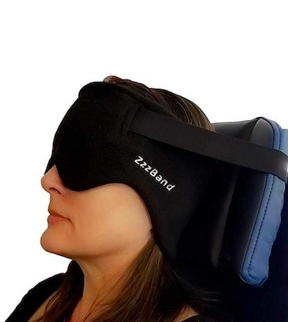 ZzzBand Travel Pillow Alternative