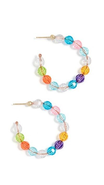 Lil Merry Hoop Earrings