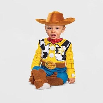Baby Boys' Disney Toy Story Woody Deluxe Halloween Costume