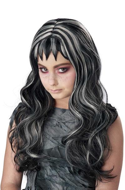 Gothic Streaks Wig