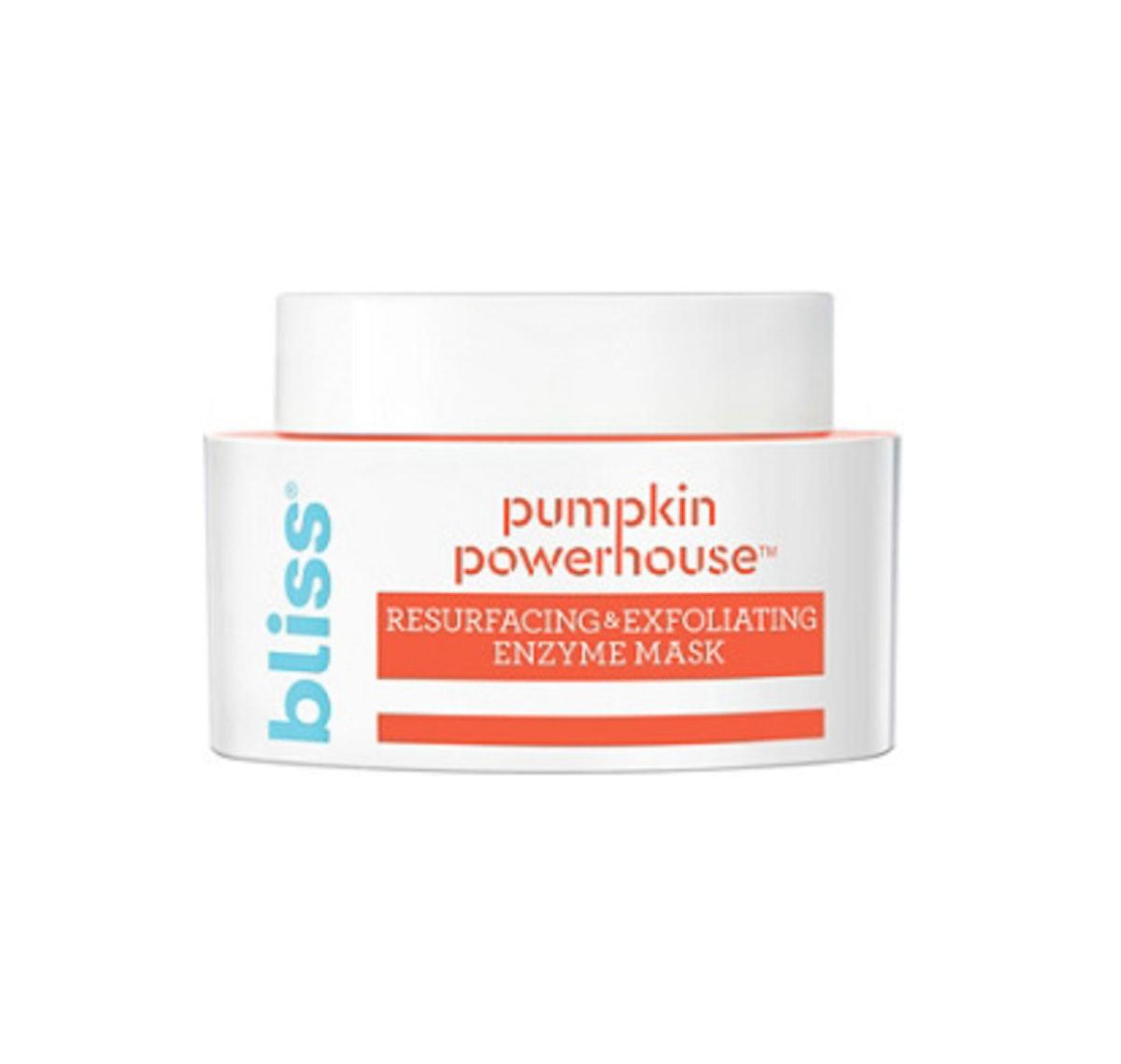 Pumpkin Powerhouse Resurfacing & Exfoliating Enzyme Mask
