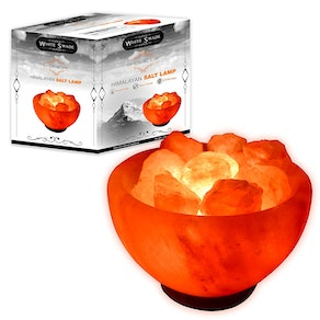 Whiteswade Himalayan Salt Lamp