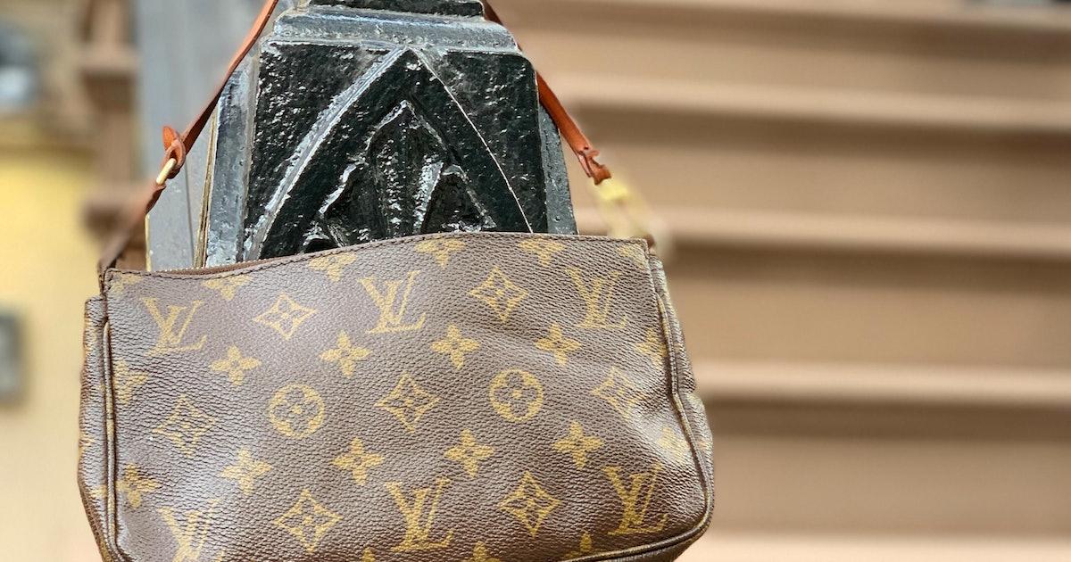 "The Louis Vuitton Pochette Wasn't ""Entry Level"" — It Was A Gateway Drug"