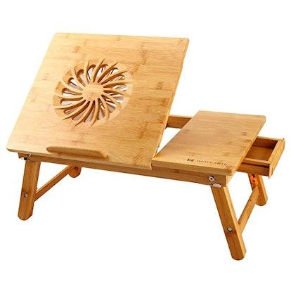 Nnewvante Adjustable Laptop Desk Table