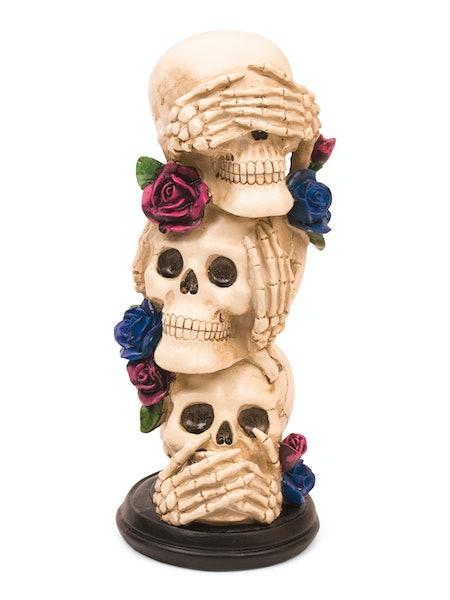 Resin Skull Stack