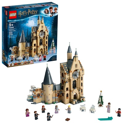 Hogwarts Clock Tower Building Kit