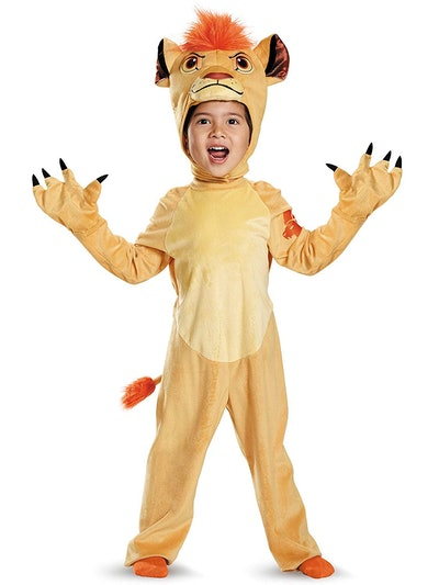 Disney Junior Kion Lion Guard Deluxe Boys' Toddler Costume