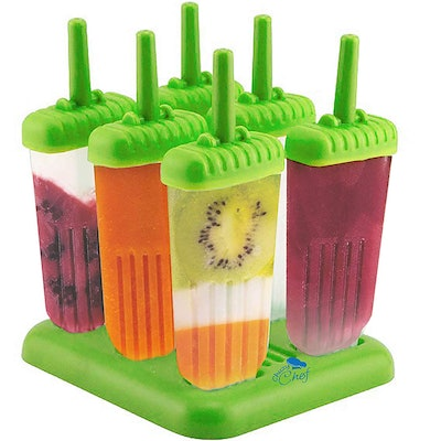 Chuzy Chef Popsicle Maker (6-Count)