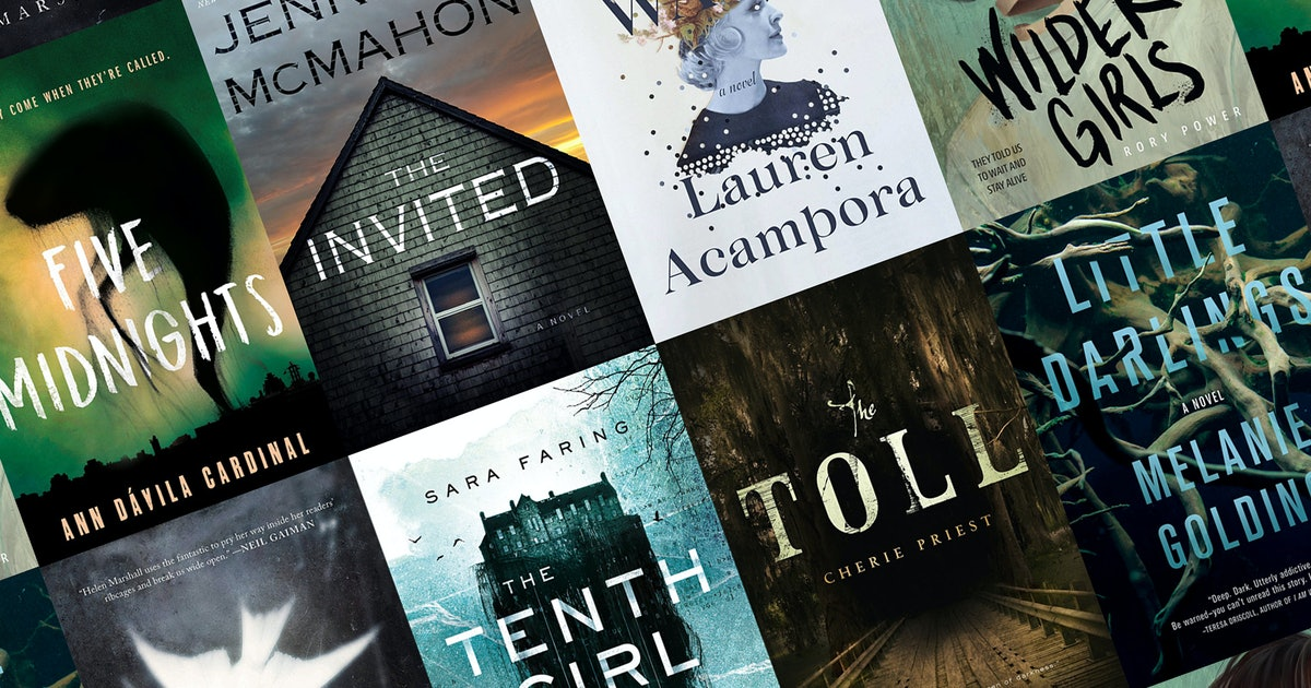 20 New Horror Books For Readers Who Take Spooky Season Seriously