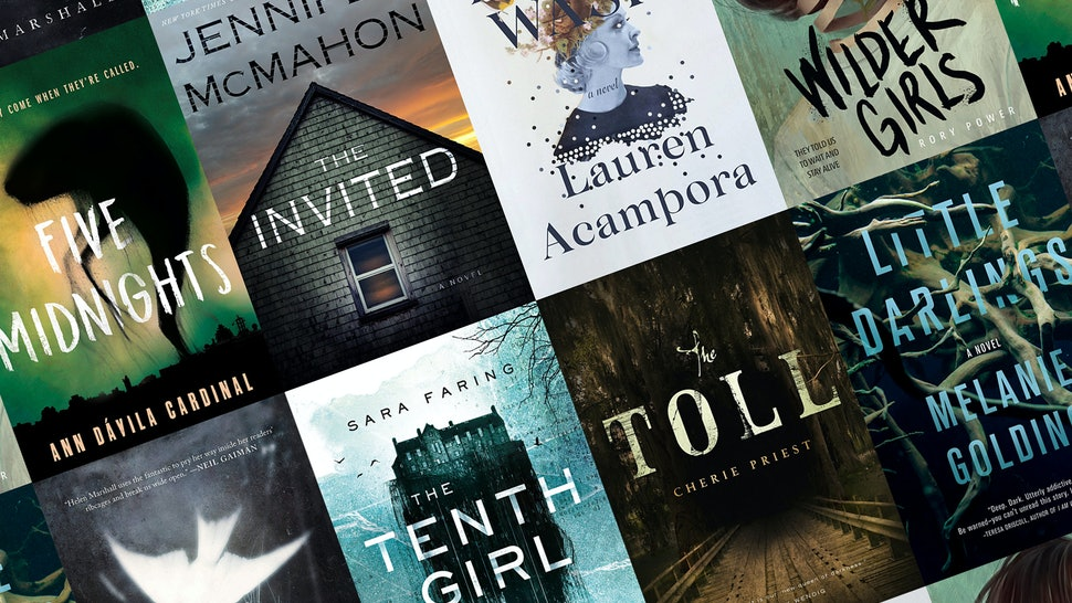Best Horror Books 2020.20 New Horror Books For Readers Who Take Spooky Season Seriously