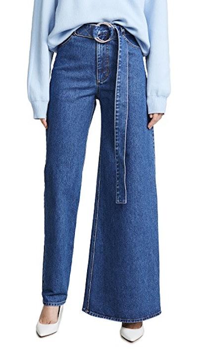 Asymmetrical Jeans