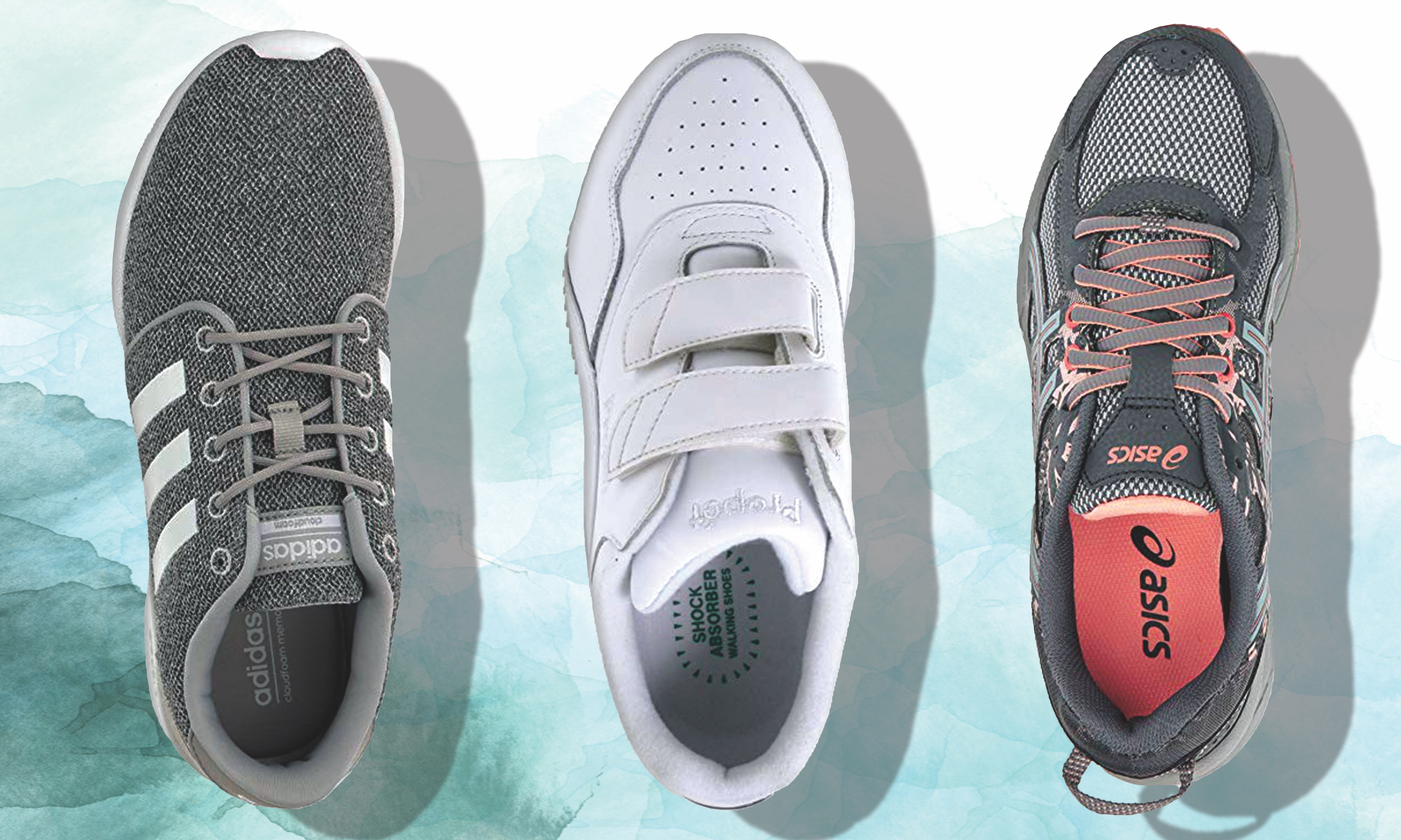 These sneakers from Skechers are the easiest (and comfiest