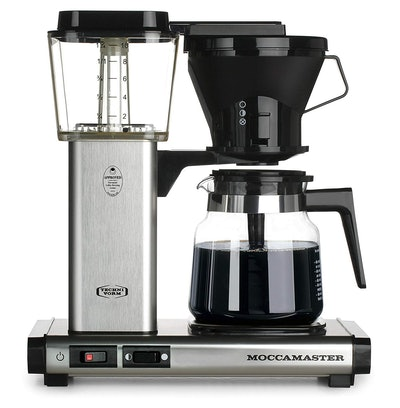 Technivorm Moccamaster 59691 KB Coffee Brewer (40 Oz)